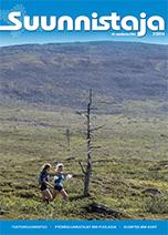 Sunnistaja 7/2014, (ilm. 19.9.) Aiheina mm. MM-pyöräsuunnistus, Tunturisuunnistus, Nuorten Jukola, Askelpareissa Olli-Pekka Kärkkäinen