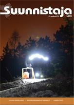 Suunnistaja 5/2012, (ilm. 18.5.) Poimintoja sisällöstä: Lampputesti, Kevään ensimmäiset kilpailut, Kasva Urheilijaksi, Askelpareissa Toivo Merkkiniemi