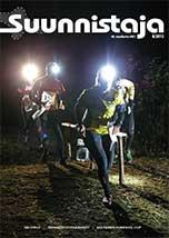 Suunnistaja 8/2013, (ilm. 18.10.) Poimintoja sisällöstä: SM-kisapaketti, Seuraedustussäännöt ja ulkomaalaisten SM-osallistuminen, Kultainen kompassi -cup
