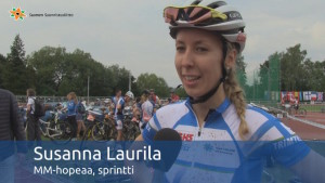 Video: Susanna Laurilan hopeamietteet.