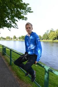 Olli-Markus Taivaisella on edessään kaksi MM-finaalia.