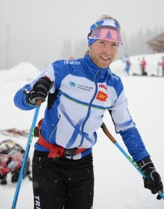 Janne Häkkinen on Suomen EM-joukkueen konkari.