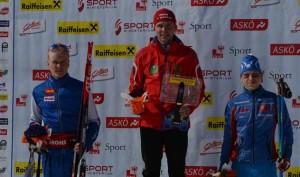 Anssi Koirikivi otti nuorten MM-hopeaa pitkältä matkalta.