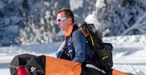 Jarkko Urpalainen on tuttu mies hiihtosuunnistajille.