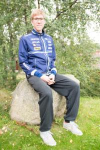 Mikko Sirén on odottavin mielin ennen MM-pitkää.