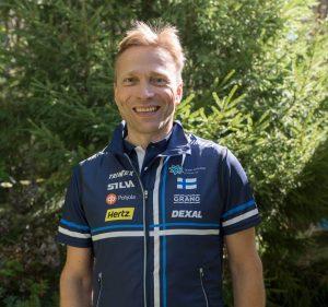 Timo Ritakallio on ehdolla Suomen olympiakomitean puheenjohtajaksi 1.1.2017 alkaen.